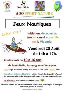 Ado sport nature affiche canoepaddle2017 copie 1280x768