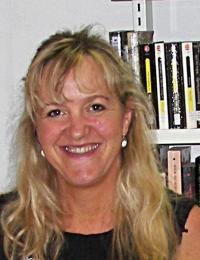 Cathy davin secretaire de mairie de st series