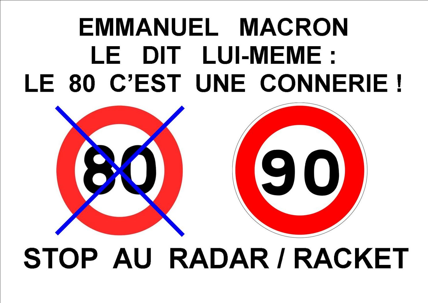 Stop au 90 resolution de l ecran